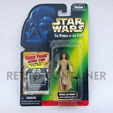 STAR WARS Kenner Hasbro Action Figure - POTF POTF2 - Princess Leia Ewok Celeb