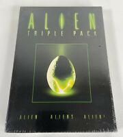 NEW Alien Triple Pack DVD 3-Disc Set 2006 Alien Aliens & Alien 3 Sealed