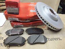 Genuine Kia Sportage Front Brake kit 40 2x 517120Z000 Discs  581010ZA00 pads B64