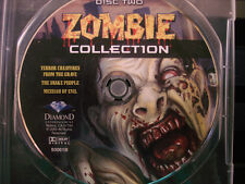 Zombie Collection Disc Two (DVD) In Slimpak No Artwork WORLDWIDE SHIP AVAIL!
