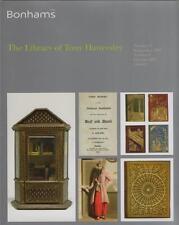 LIBRARY OF TONY HATTERSLEY Bonhams  auction catalogue 2007    (S1 30)