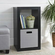 Better Homes and Gardens 2 Cube Storage Organizer, Multiple Colors Furniture
