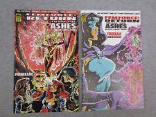 AC Comics Mini Series Femforce Return from the Ashes 2 3 1997