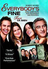 NEW DVD // Everybody's Fine //Kate Beckinsale, Robert De Niro, Sam Rockwell, Dre