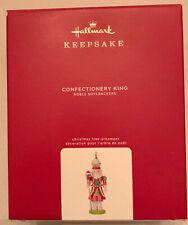 Hallmark Keepsake 2020 Confectionery King Noble Nutcrackers