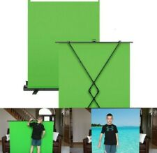 Elaro Pop-up Green Screen (Collapsible in Self-Contained Case). New in box.