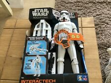 """Star Wars 'Rogue One' 12"""" Imperial Stormtrooper Figure by Interactech - New"""