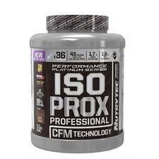 Proteinas Isoladas ISO PROX Nutrytec 1,8 kg  FRESA