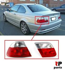 FOR BMW 3 E46 COUPE 1999 - 2003 NEW REAR TAIL LIGHT LAMP PAIR SET LEFT N/S SIDE