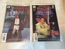 VINTAGE STARWARS STAR WARS COMIC PHANTOM MENACE EPISODE ONE 1 OBI WAN KENOBI