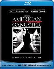 American Gangster Blu-ray Unrated Extended Edition Theatrical Version