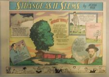 Strange As It Seems: African American Ghost Tree, Sir Raleigh by Hix from 1951