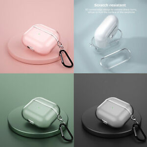 Bluetooth Earphone Protective Cover Sleeve for Airpods3 TPU Case Shell Dustproof