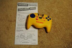 Rokenbok Yellow Rok Star Controller Works Nice