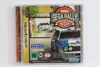 Sega Rally Championship Sega Saturn SS Japan Import US Seller G8026