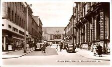 Huddersfield. Cloth Hall Street # 24 by Bamforth. Cinema.