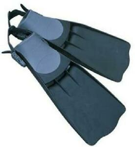 Classic Accessories 63227 Thruster Float Tube Fins Equipment Black and Grey