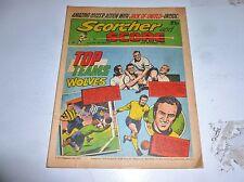 SCORCHER & SCORE Comic - Date 02/1/01971 - UK Paper Comic