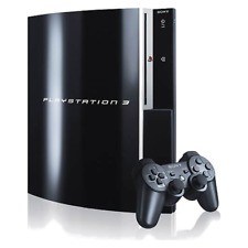 Sony PlayStation 3 Launch Edition 40GB Piano Black Console