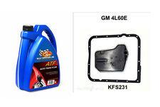 Transgold Transmission Kit KFS231 With Oil For HSV GRANGE VS 4L60E TRANS