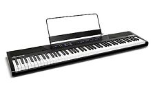 Alesis Recital 88-Key Beginner Digital Piano with Full-Size Semi-Weighted Keys