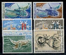 TAAF - Lot de 6 timbres neufs *