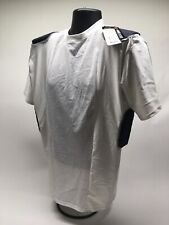 Cramer For Lightning 5 Pad Football Shirt With Integrated Rib White Sz XL New