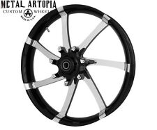 "21"" inch MAW-002 Custom Motorcycle Agitator Wheel for Harley Davidson"