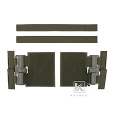 Krydex Tactical Quick Release Buckle High Speed fo Jpc Cpc Avs Vest Ranger Green