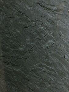 Slate 1000mm Wide PVC Wet Wall Panels 1m x 2.4m Bathroom Cladding 10mm