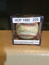 Vintage Rollie  Fingers autograph American League bAseball HOF