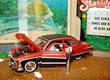 1951 51 FORD CRESTLINER LIMITED EDITION 1950'S CRUIZER 1/64 M2 TAIL DRAGGER