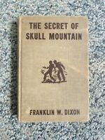 The Hardy Boys: The Secret of Skull Mountain (1st Edition)