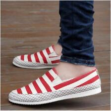 New Chic Men's Autumn Korean trends leisure breathable board Canvas Sports shoes