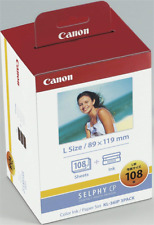 Canon KL-36iP 3PACK color ink paper / KL36IP3PACK NEW from JAPAN  4960999291611