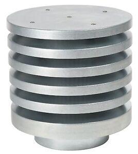 Lamellenhaube 160mm Ø für Außen-Frisch-und Fortluft mit Vogelschutzgitter