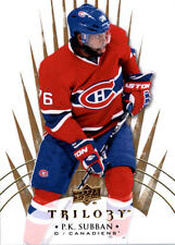 2014-15 Upper Deck Trilogy #46 P.K. Subban Canadiens