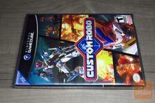 Custom Robo (Nintendo GameCube 2004) FACTORY SEALED! - RARE!
