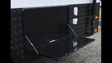 ALUMINIUM caravan motorhome horse float camper trailer folding table 800mmx450mm