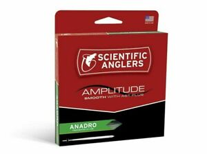 Scientific Anglers Amplitude Smooth Anadro / Nymph Fly Line