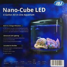 JBJ 6 Gallon Nano Cube LED Aquarium