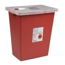 Sharps Container, SharpSafety 1-Piece, 8 Gallon 8980 Case of 10