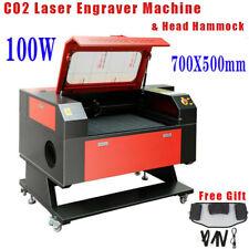 28x20 100w Co2 Laser Engraver Cutter Machine Electric Lifting Head Hammock