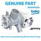 BEKO WMB714422S WMB714422W WMB 71442-AVS WMB71442B Washing Machine Drain Pump