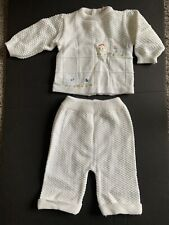 Renro made In Italy Baby or Doll Clothes 2-piece Sweater Set