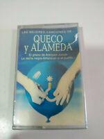 Queco y Alameda las mejores Canciones Exitos - Cinta Cassette Nueva