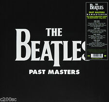 THE BEATLES - PAST MASTERS, 2012 UK REMASTERED 180G vinyl 2LP, NEW - SEALED!