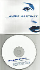 ANGIE MARTINEZ w/ LIL MO If I could go CLEAN EDIT PROMO DJ CD Single USA seller