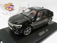 """Herpa 07090 # BMW X4 SUV 4-Türer Baujahr 2015 in """" schwarz """" 1:43 NEU"""