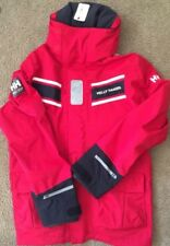 Brand New Helly Hansen Men's Kattegat Jacket Large 27588 Red
